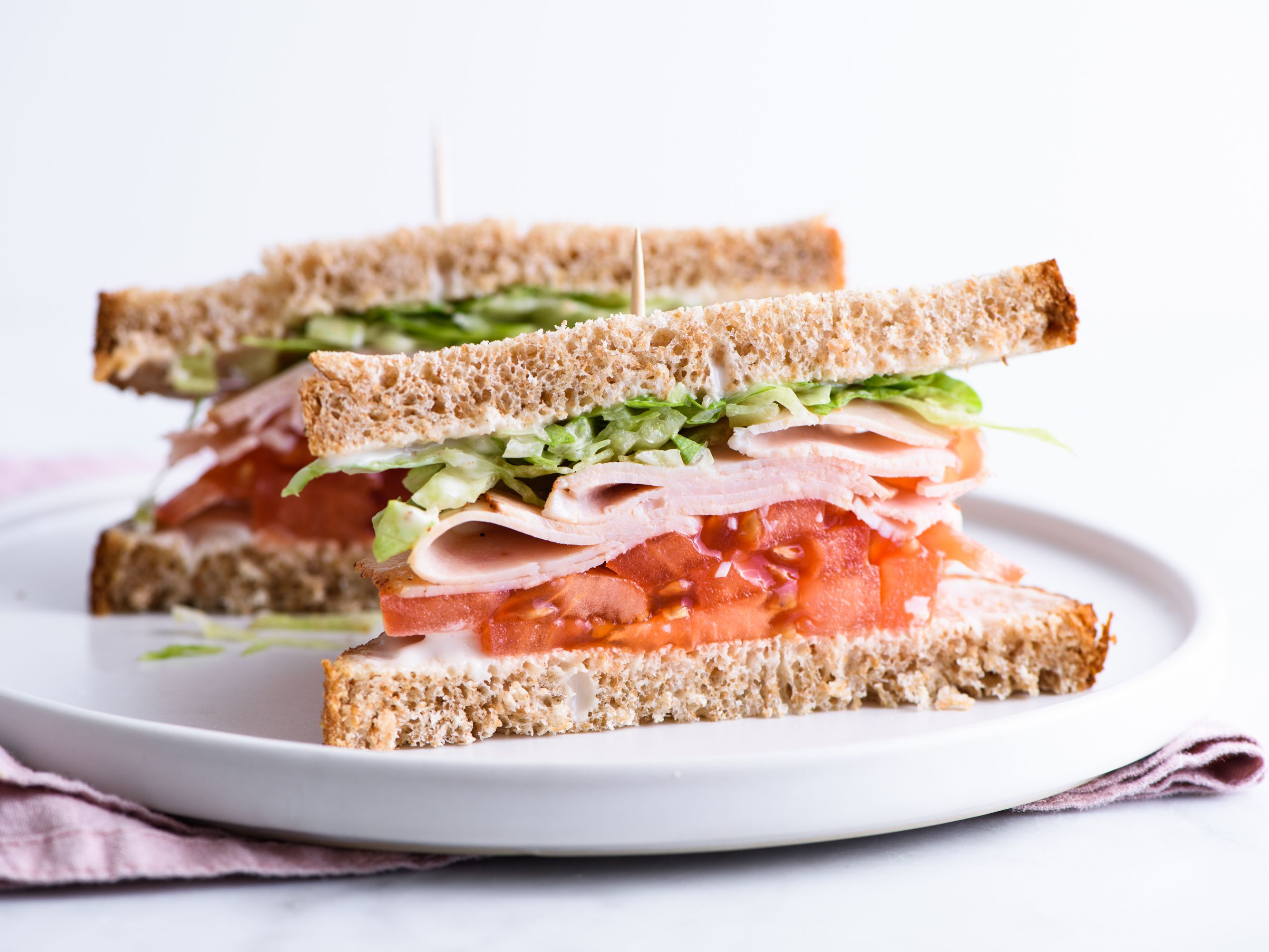 Sandwich Nutrition Facts and Health