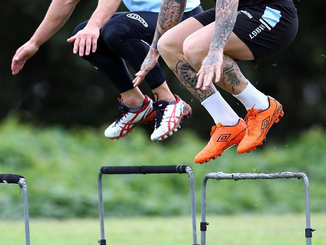 Position Tech SPEED /& AGILITY Football Perfomance Cleats Training Aid