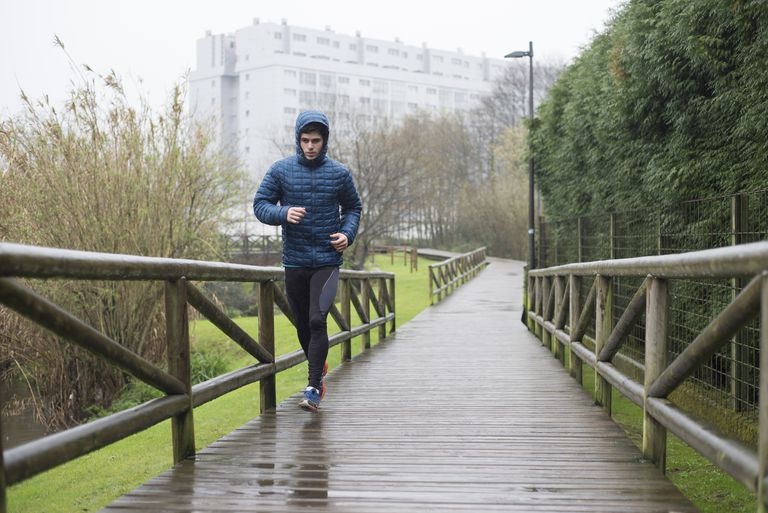 Quotes About Running In Bad Weather