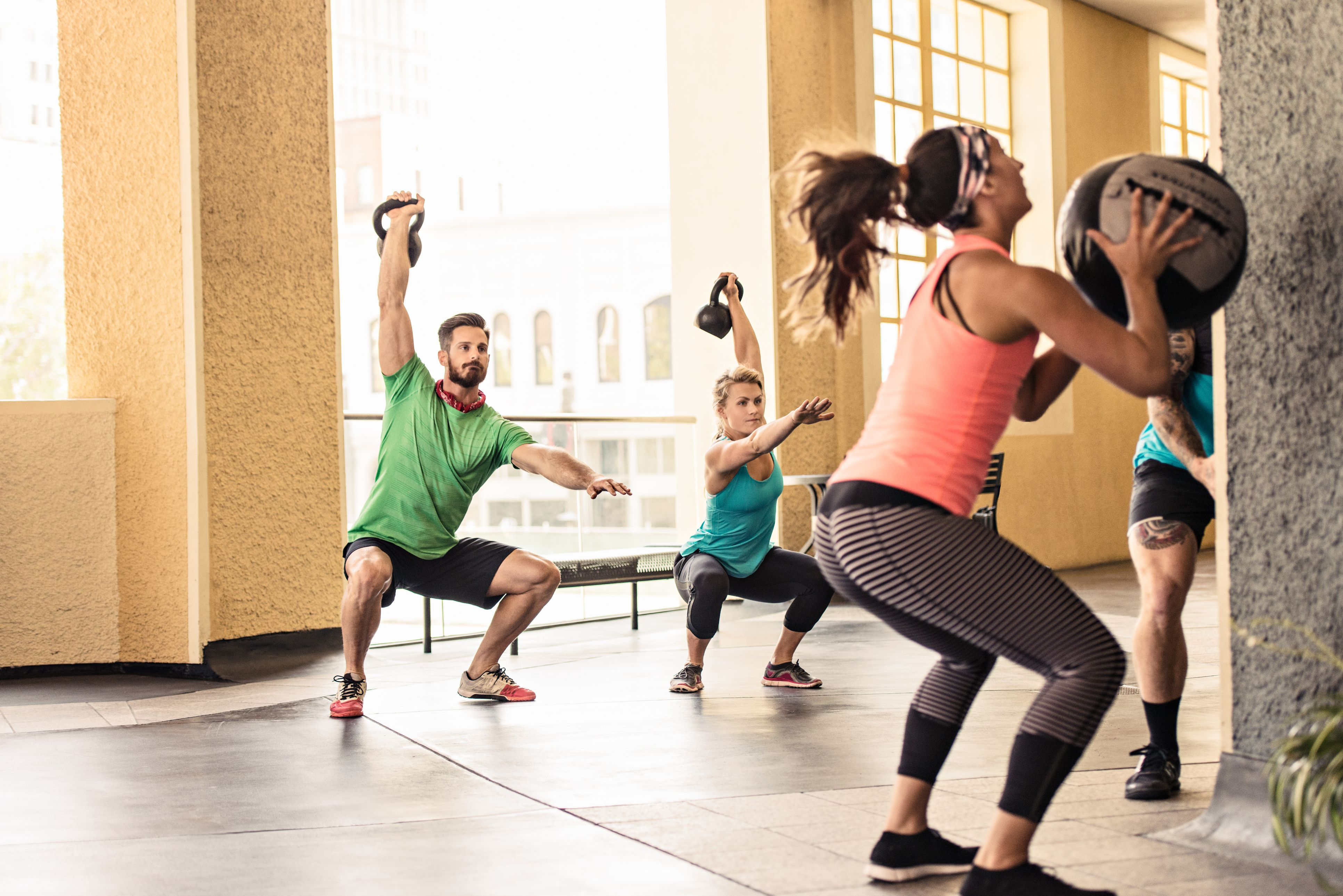 Best Shoes For Total Body Workouts