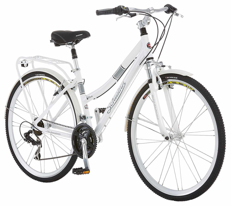 Bicicleta híbrida para mujer Schwinn Descubrir