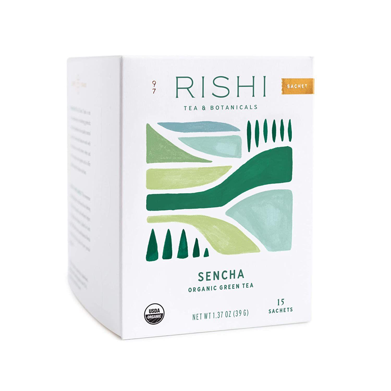 Rishi Tea Sencha Tea