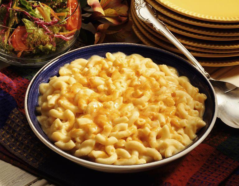 Healthy crock pot mac and cheese