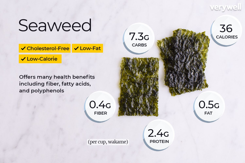 Health Benefits and Uses of Seaweed