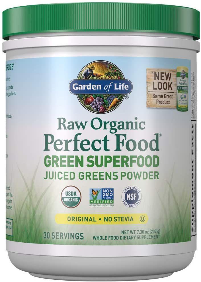 Garden of Life Superfood Juiced Greens Powder