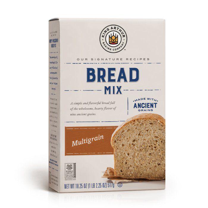 King Arthur Multigrain Bread Mix
