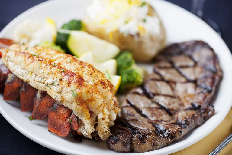 Red Lobster Nutrition Facts: Menu Choices and Calories