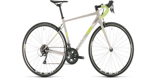 Bicicleta de carretera para mujer Cube Axial WS