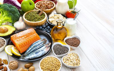 Foods from the MIND Diet
