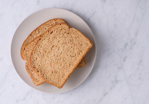 Pan integral de trigo integral