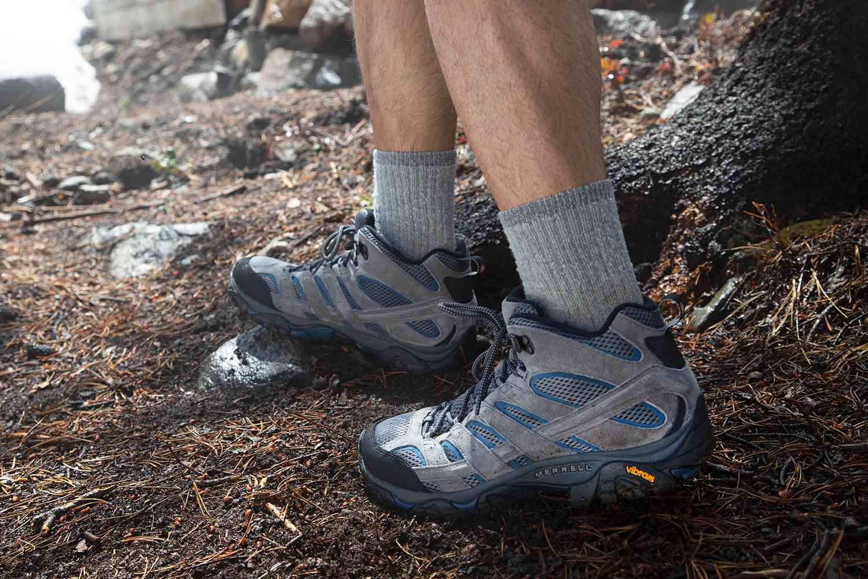 Merrell Moab 2 Ventilator Mid Men/'s Hiking Boots