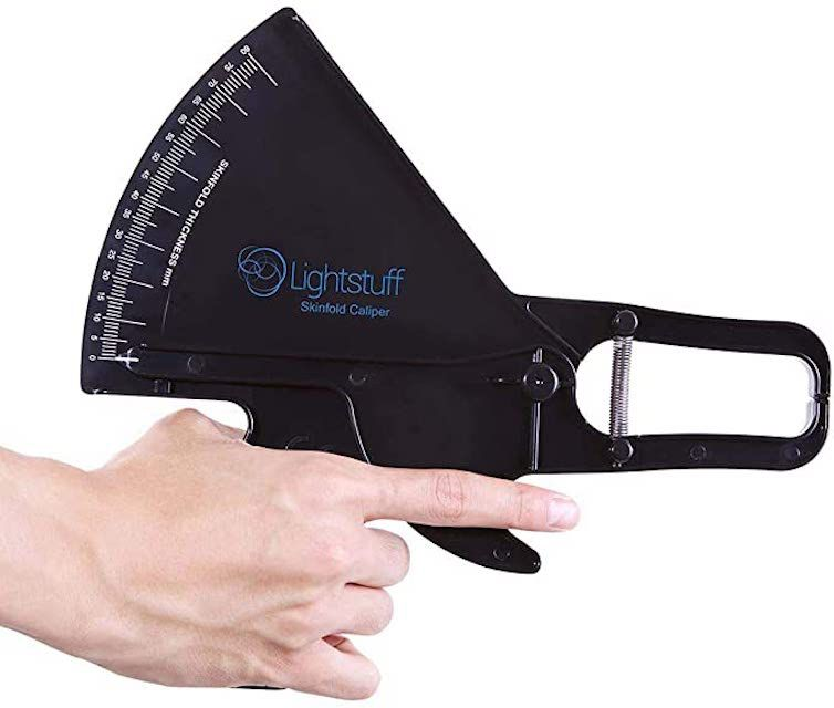 Lightstuff Precision Skinfold Caliper