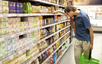 Not all processed food is bad for you.