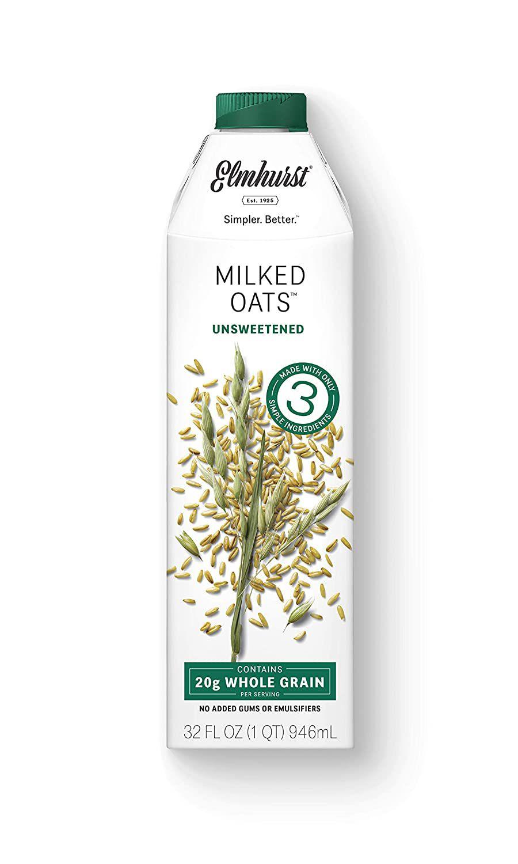 Elmhurst 1925 Unsweetened Oat Milk