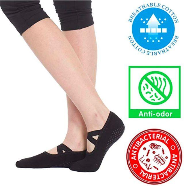 Qing Outdoor Yoga Socks