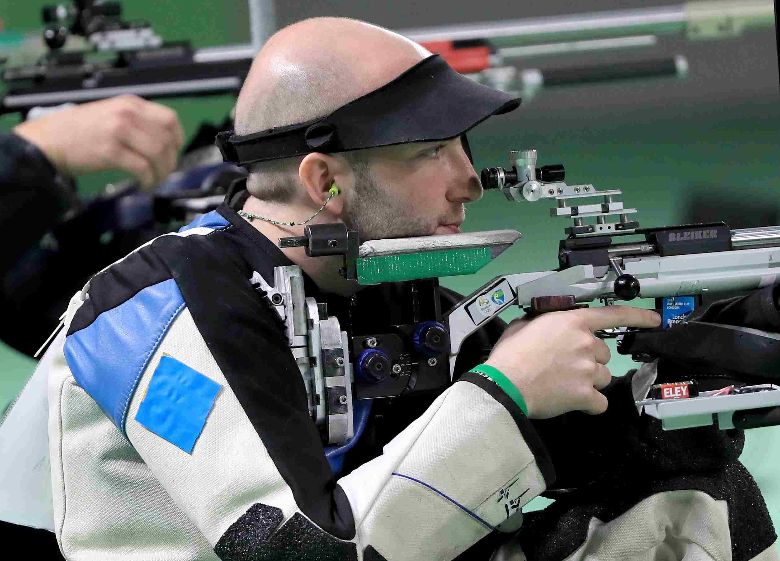 Disparos en los Juegos Olímpicos de Río