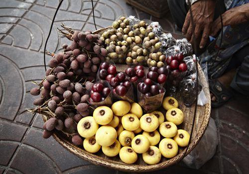 oligonol de fruta de lichi
