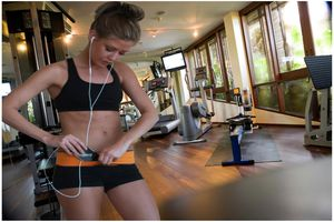 FlipBelt in Gym