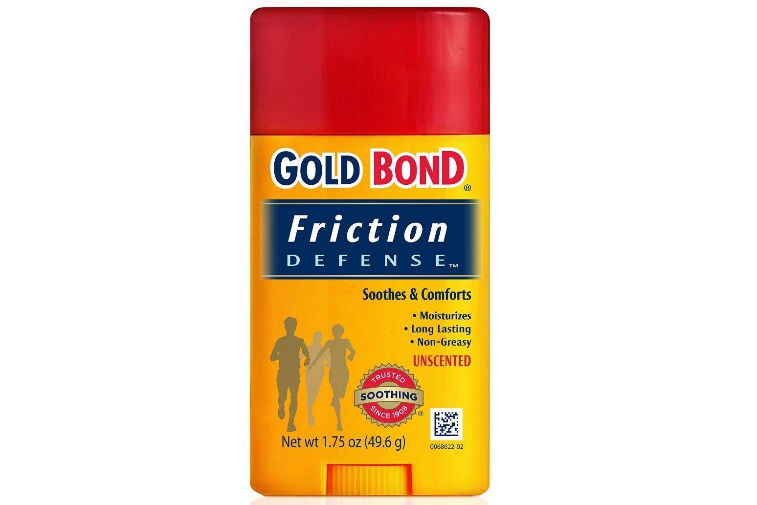 Defensa contra la fricción de los bonos de oro