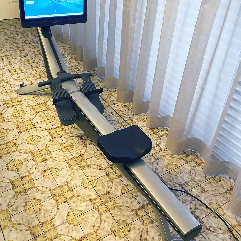 Hydrow Rower Fitness Machine