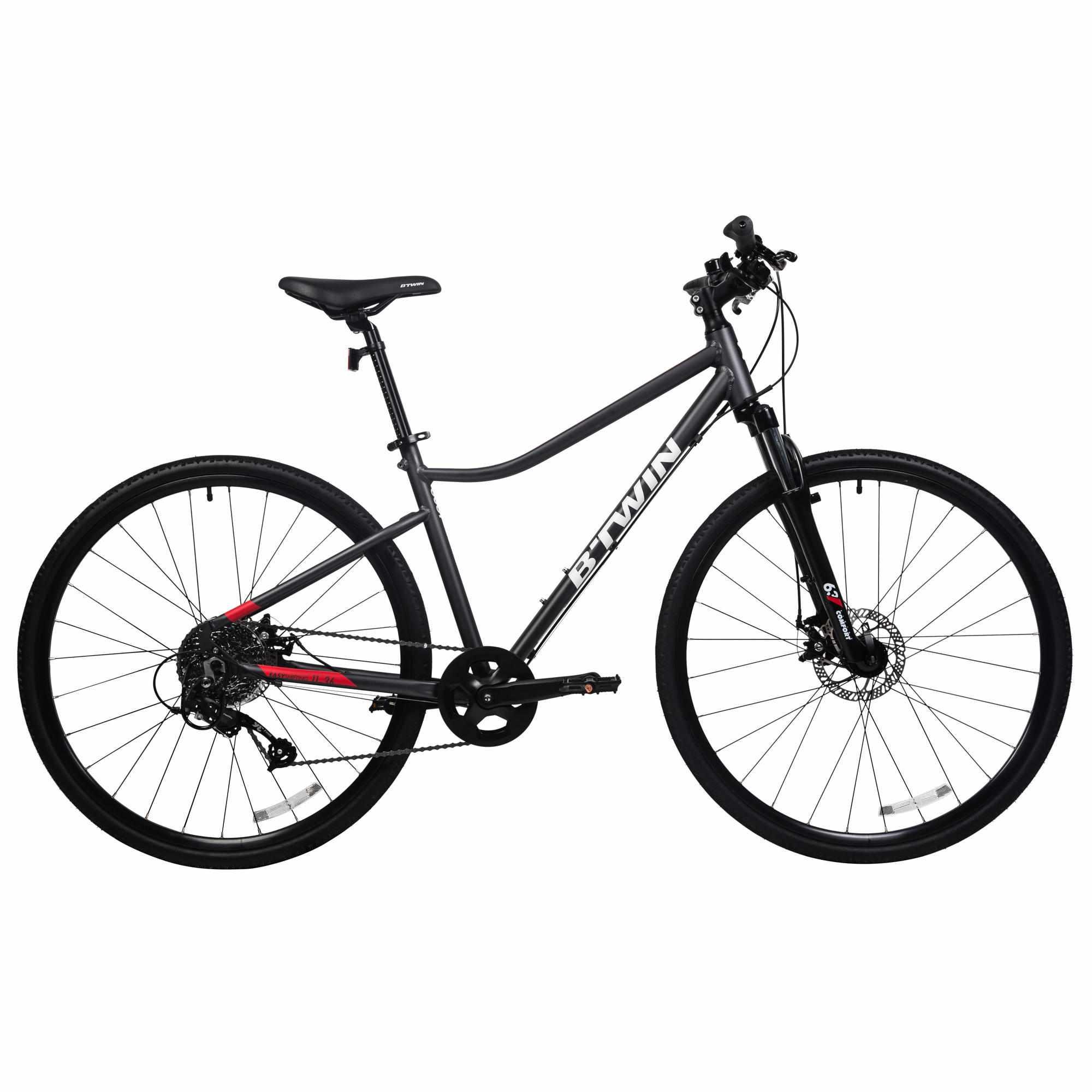 Decathlon Riverside 500 Hybrid Bike