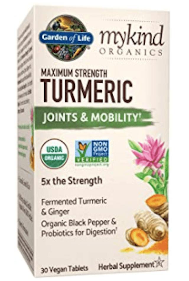 mykind Organics Maximum Strength Turmeric