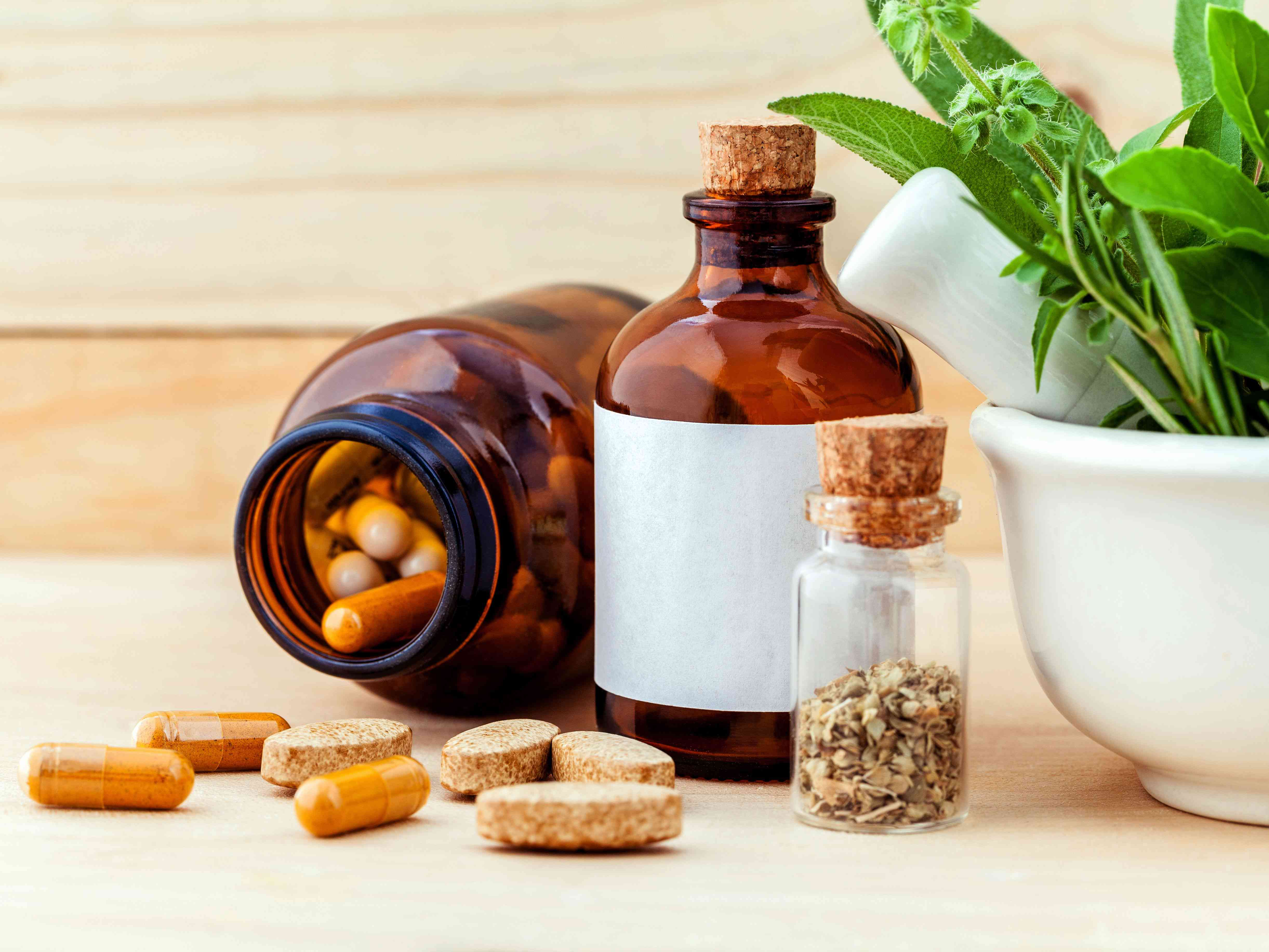 Herbal supplements for weight loss