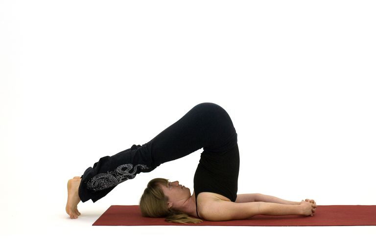 How to Do Plow Pose - Halasana