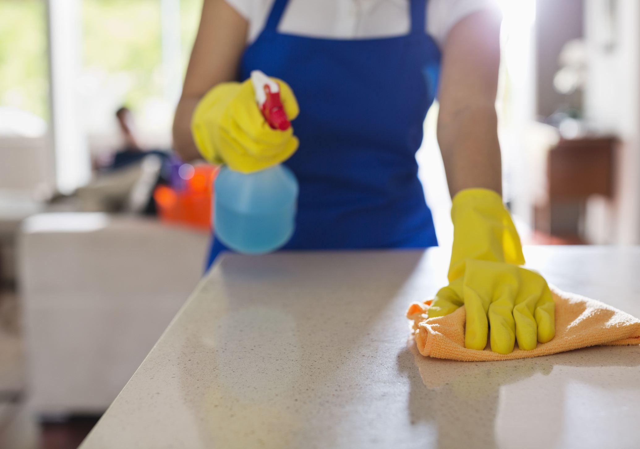 calorías quemadas limpieza de la casa