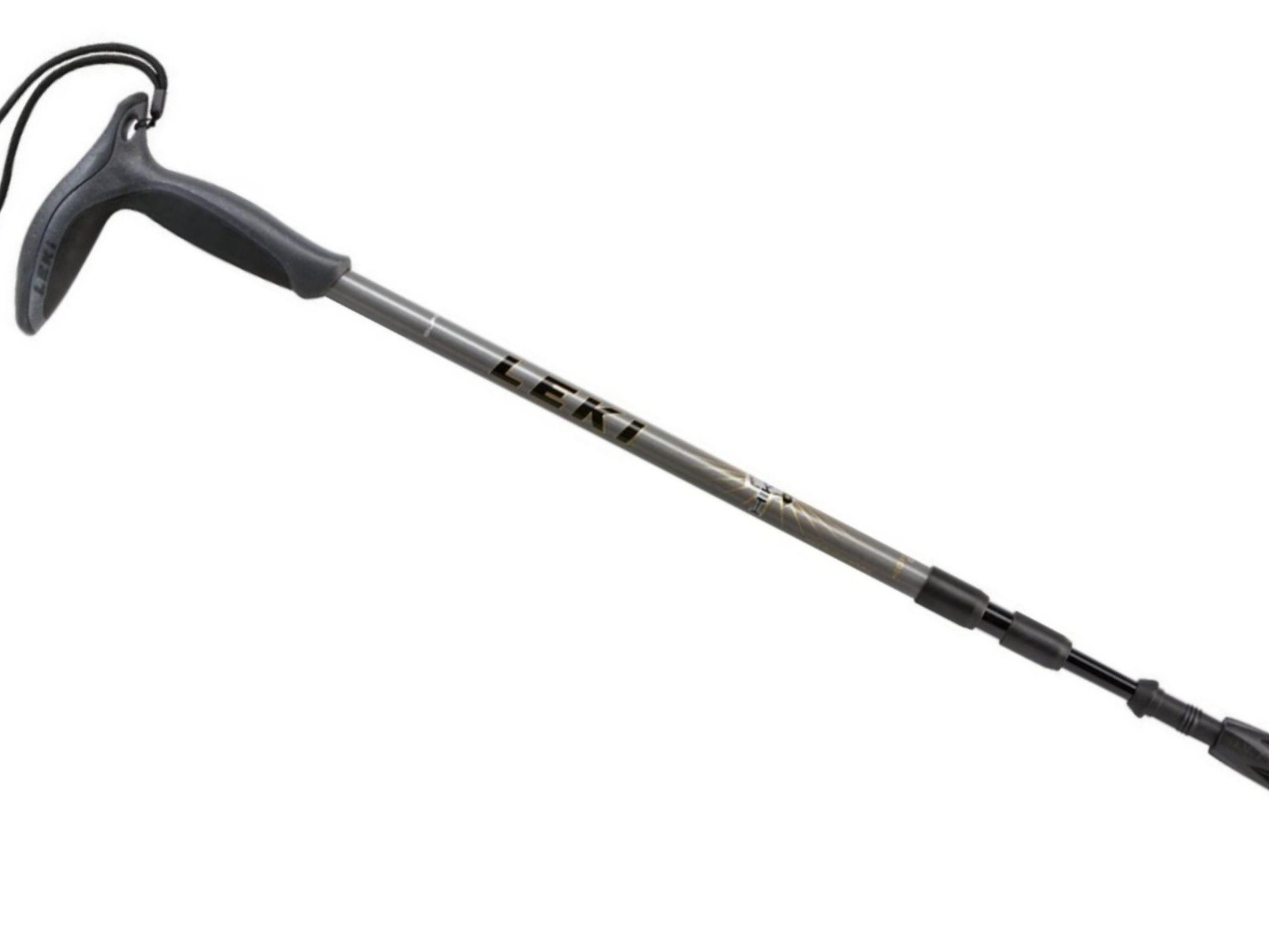 Leki Pavement Tip Single Walking Trekiking Pole Rubber End x 1