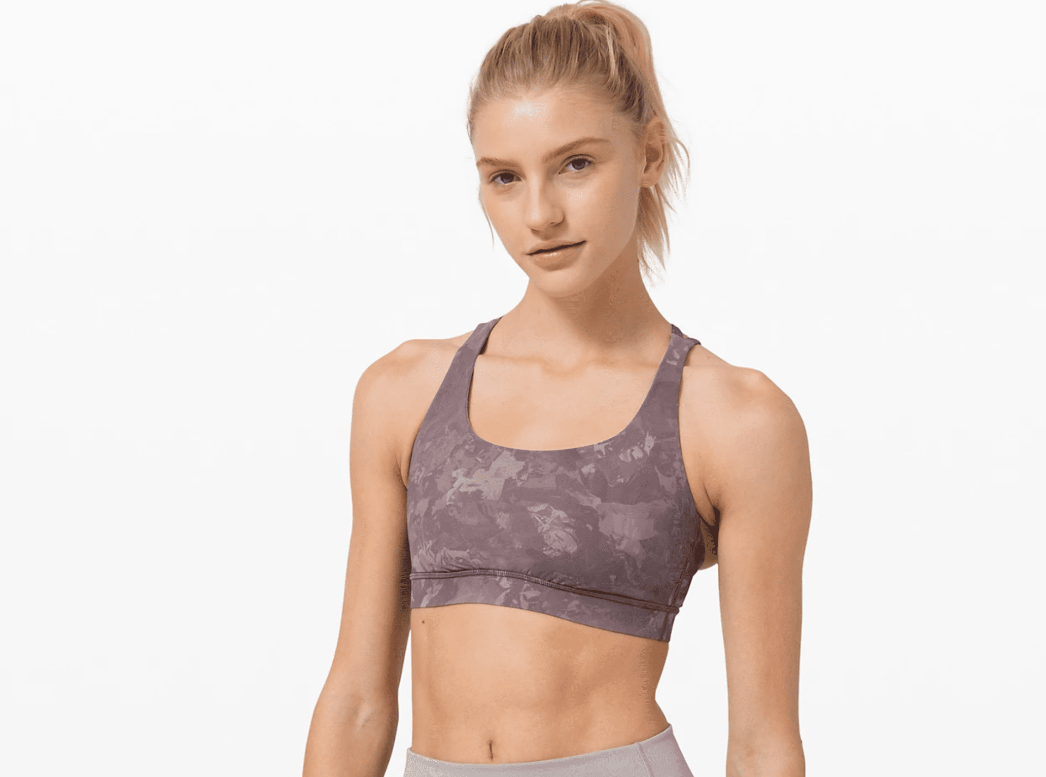 Womens Power Racer Back Level 4 Ultimate Support Underwire Sports Bra New SYJJ