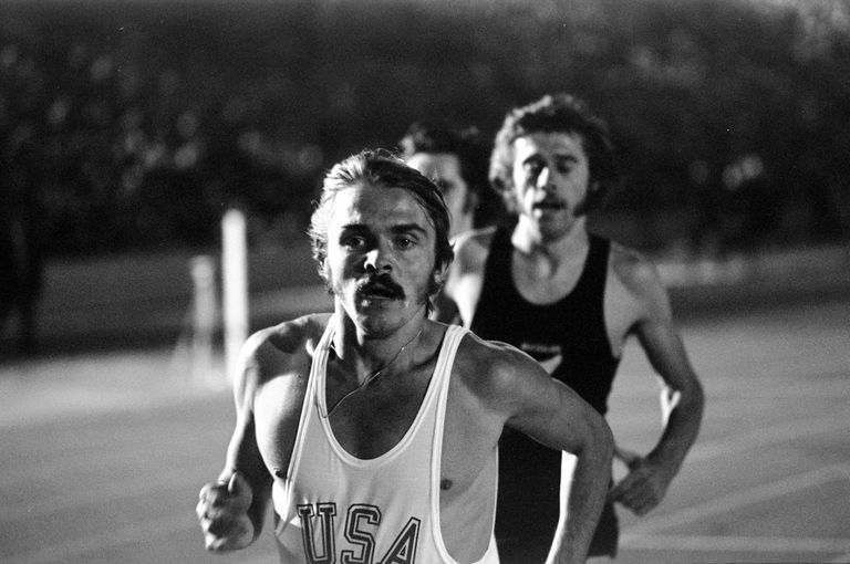 Steve Prefontaine Running