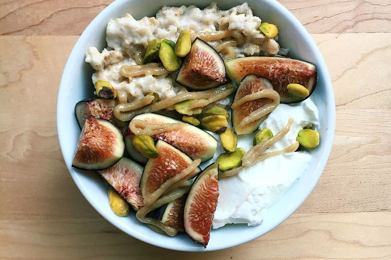 mediterranean oatmeal