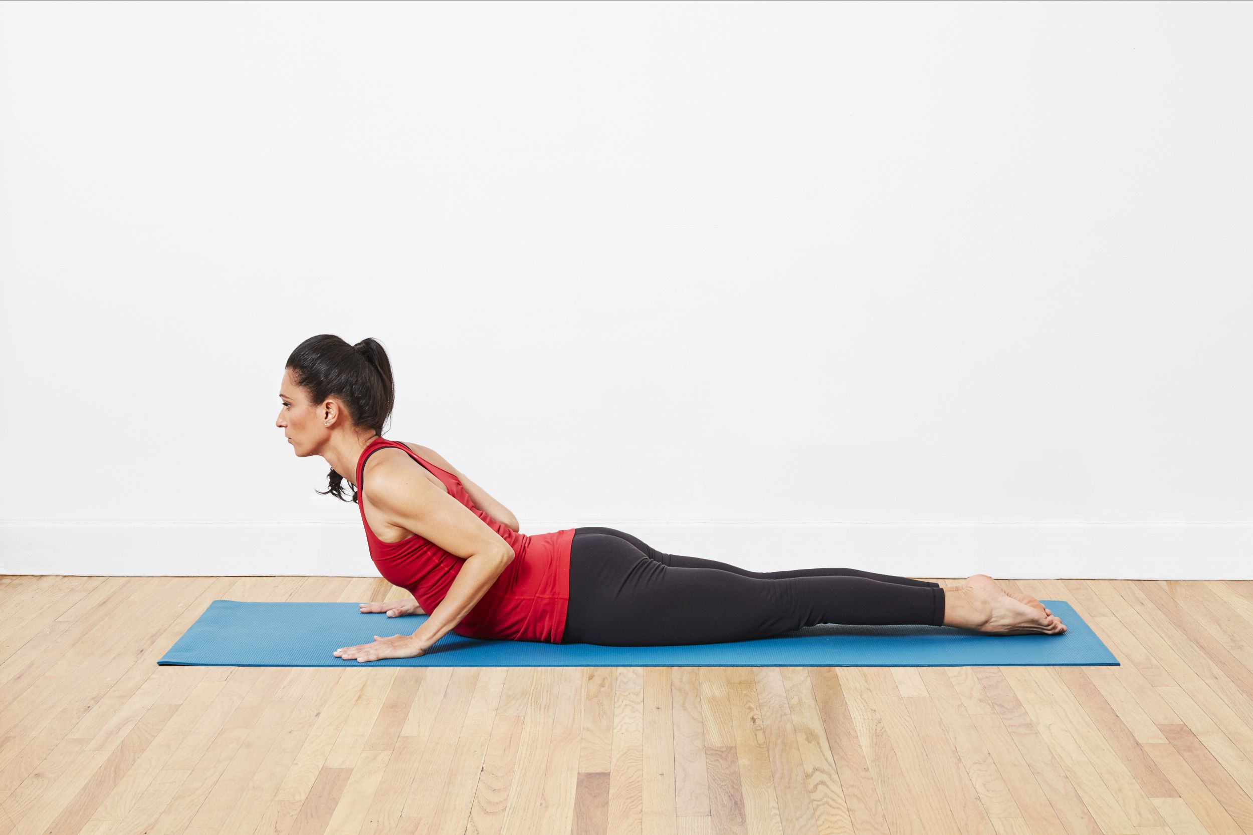 Cobra Pose Yoga Asana