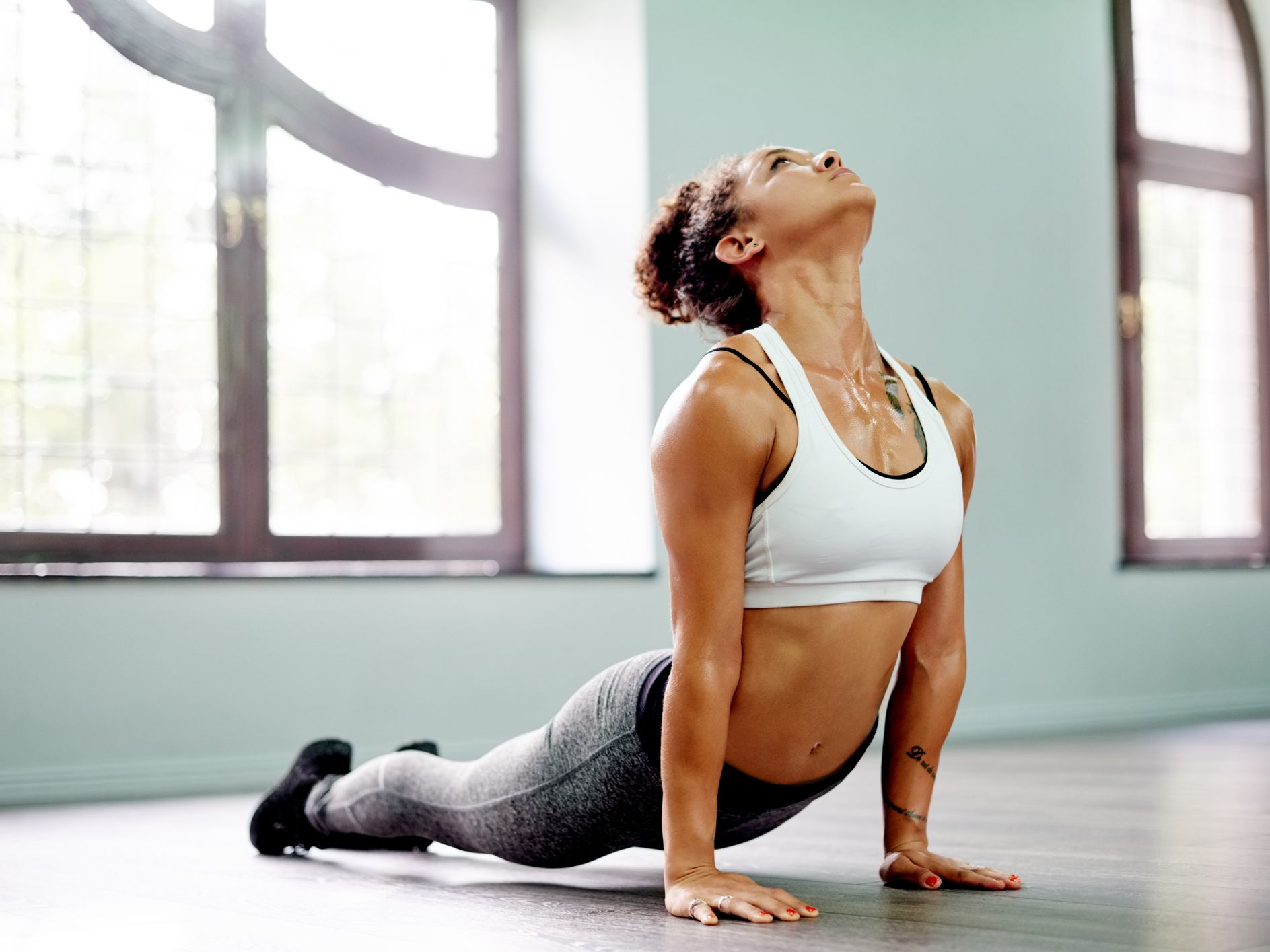 The Truth About Sweating Out Toxins in Hot Yoga