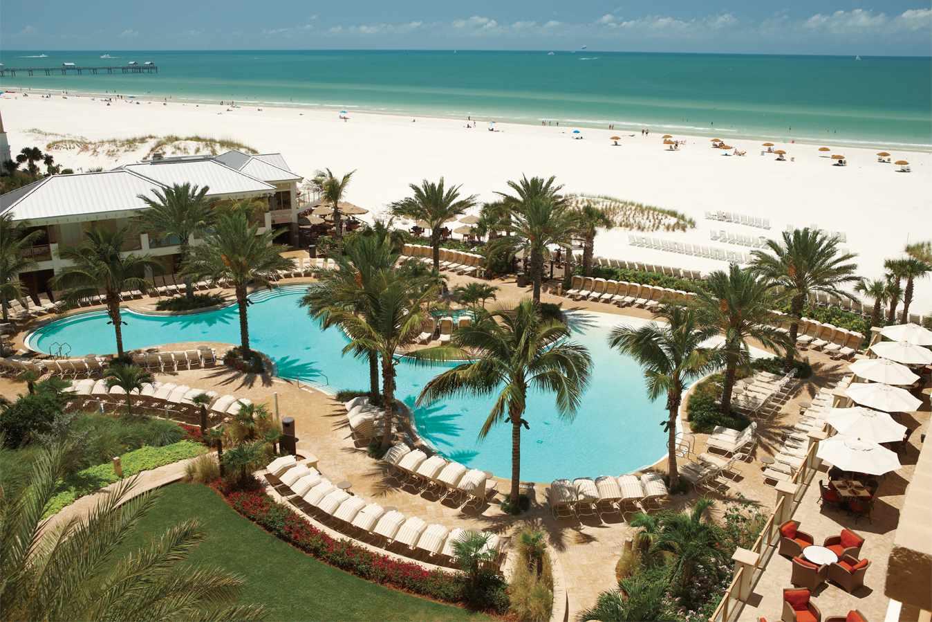 Regreats de yoga - Sandpearl Resort