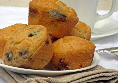 low-carb muffins