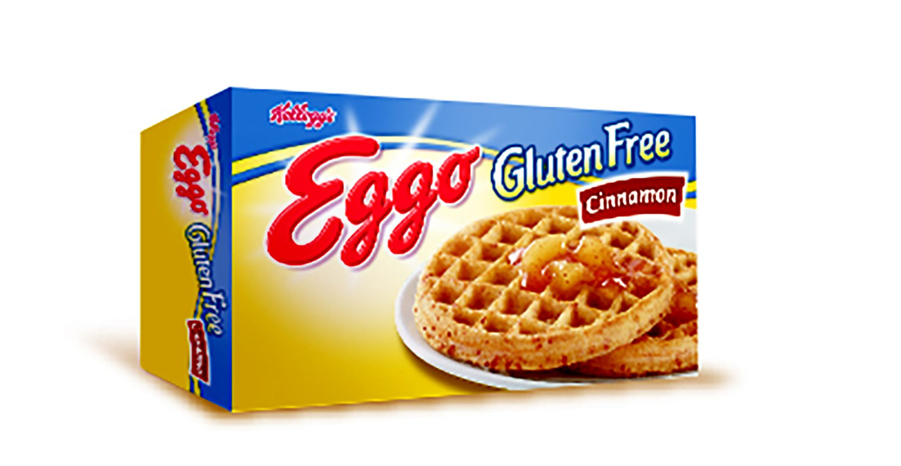 Waffles congelados sin gluten Eggo