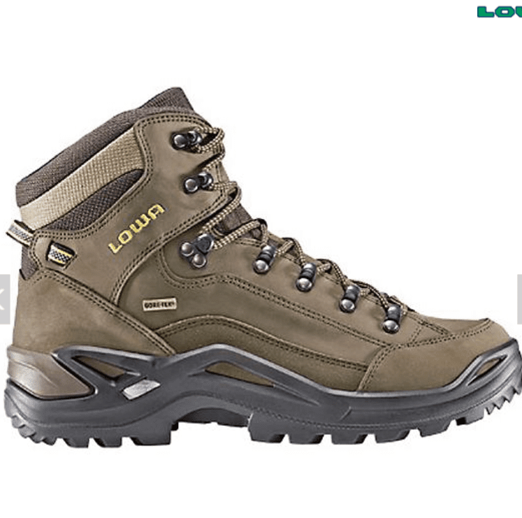 Best Waterproof  Lowa Renegade GTX Mid Hiking Boot ff25b82dda47