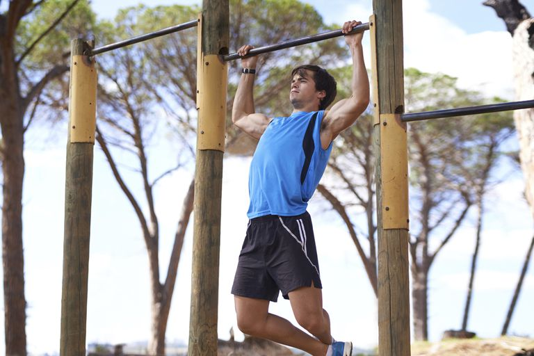 A pull-up.