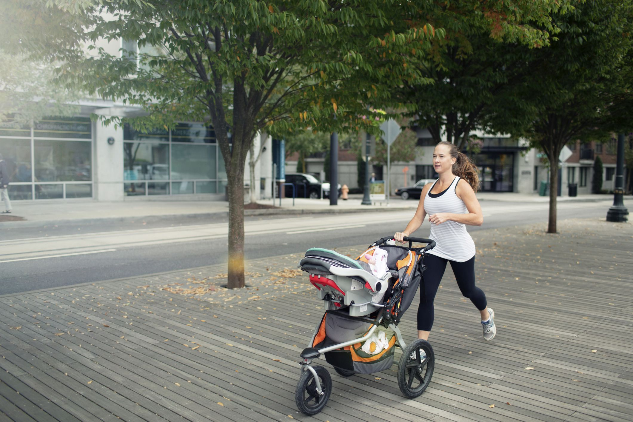 13 Tips For Running With Jogging Strollers