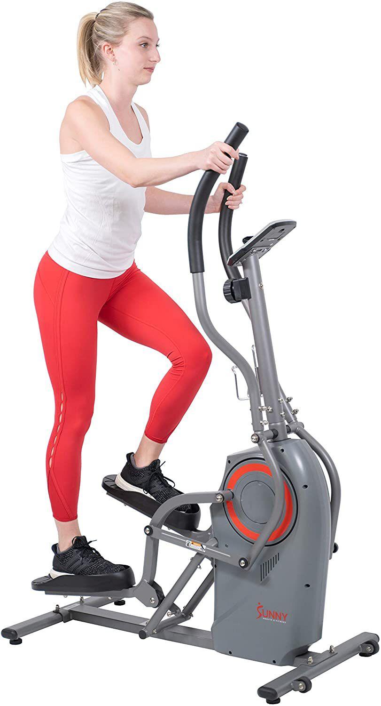 Sunny Health & Fitness Cardio Climber