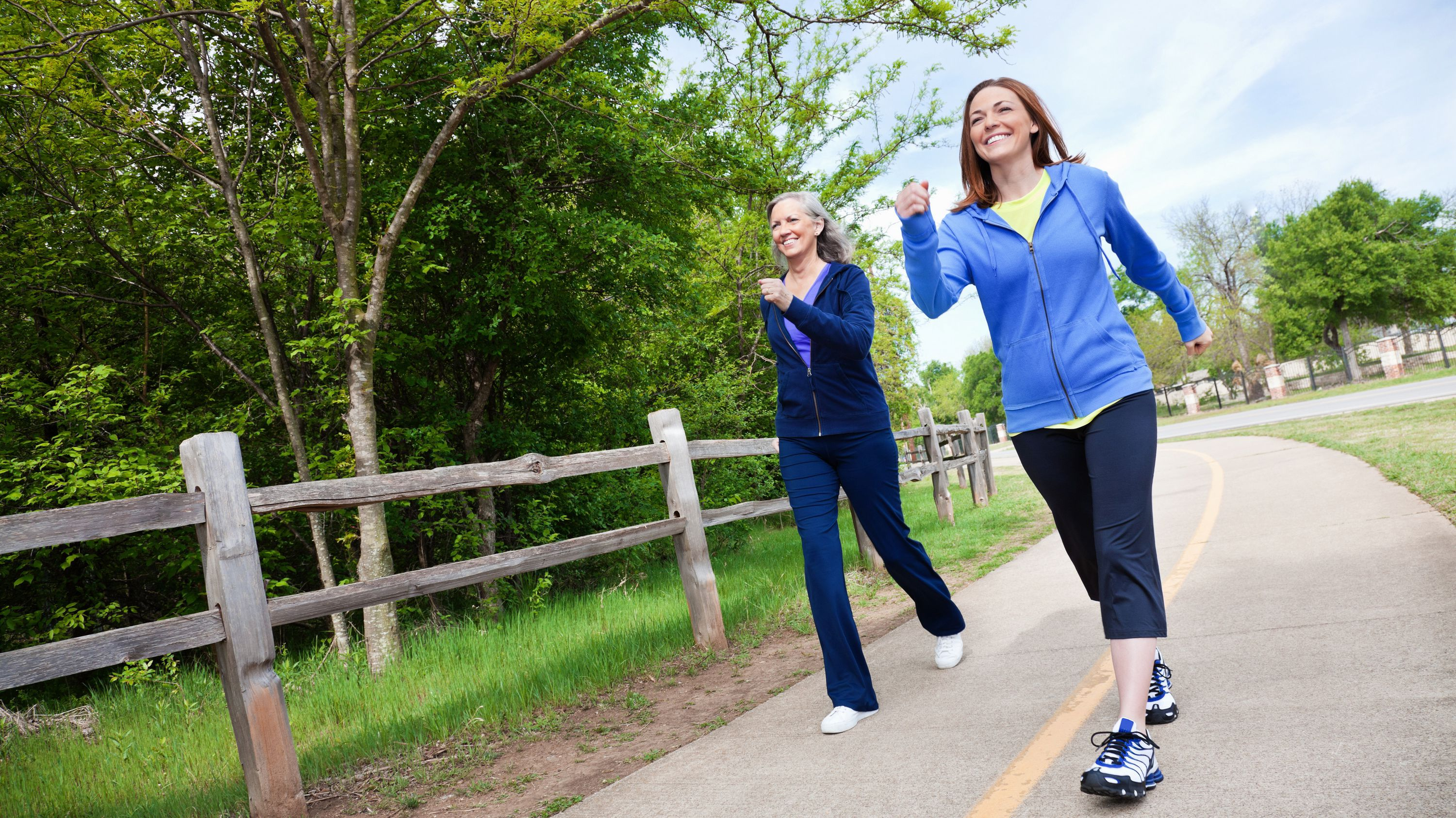 7 Benefits of Speed Walking