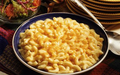 Mac And Cheese Calories Carbs And Nutrition Facts By Brand