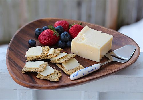 Low-FODMAP Crackers Recipe