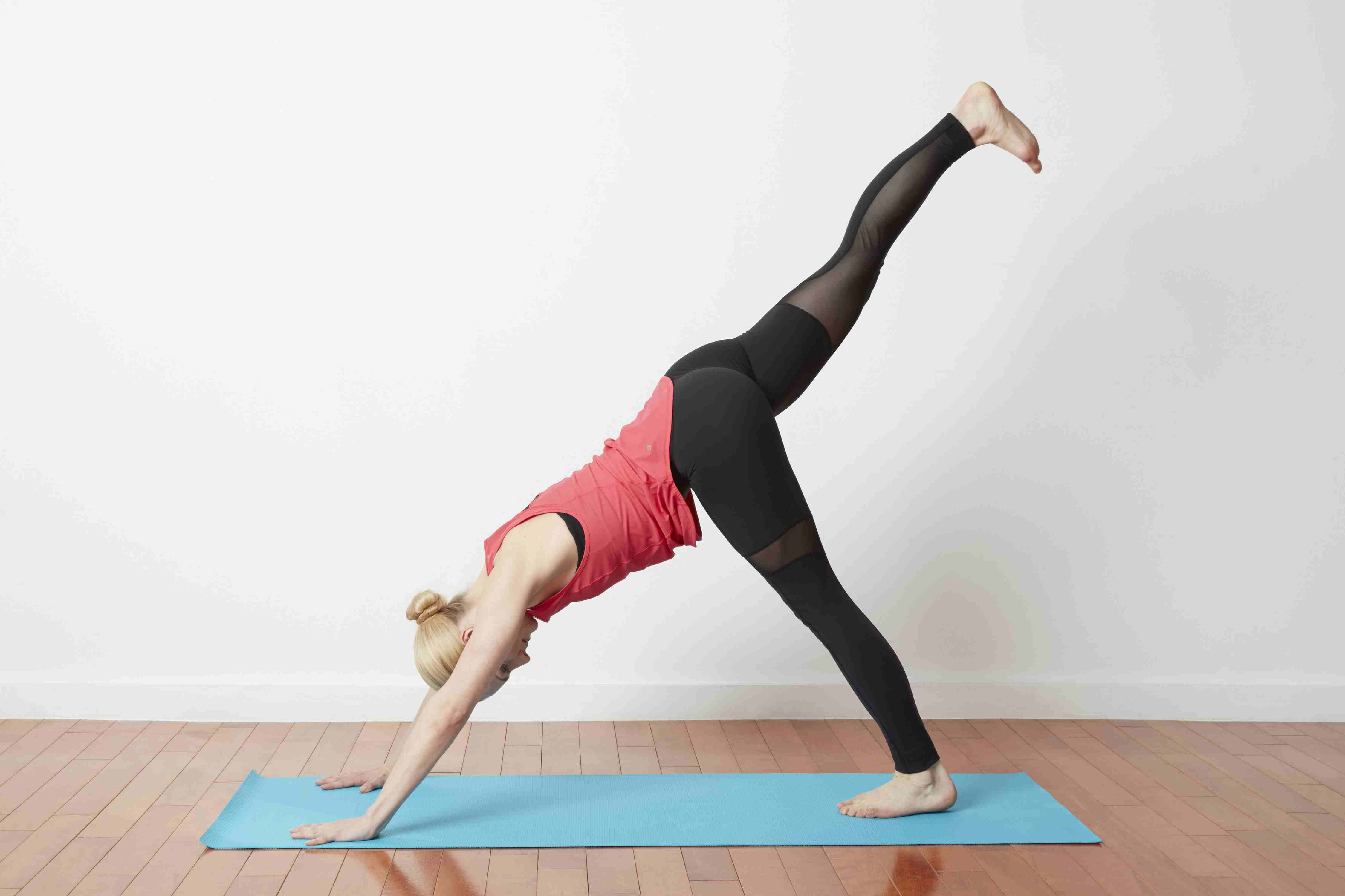 3 Yoga Poses For Core