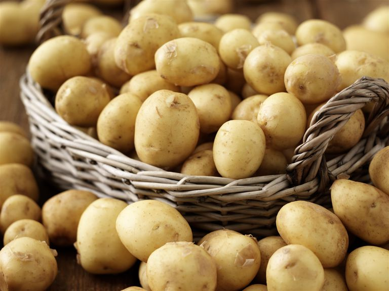 Potato Nutrition Facts Calories Carbs And Benefits