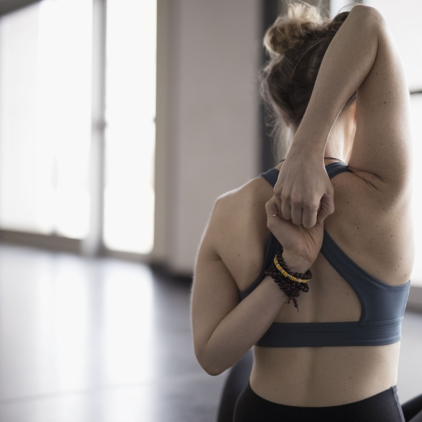 How to Stretch Your Supraspinatus