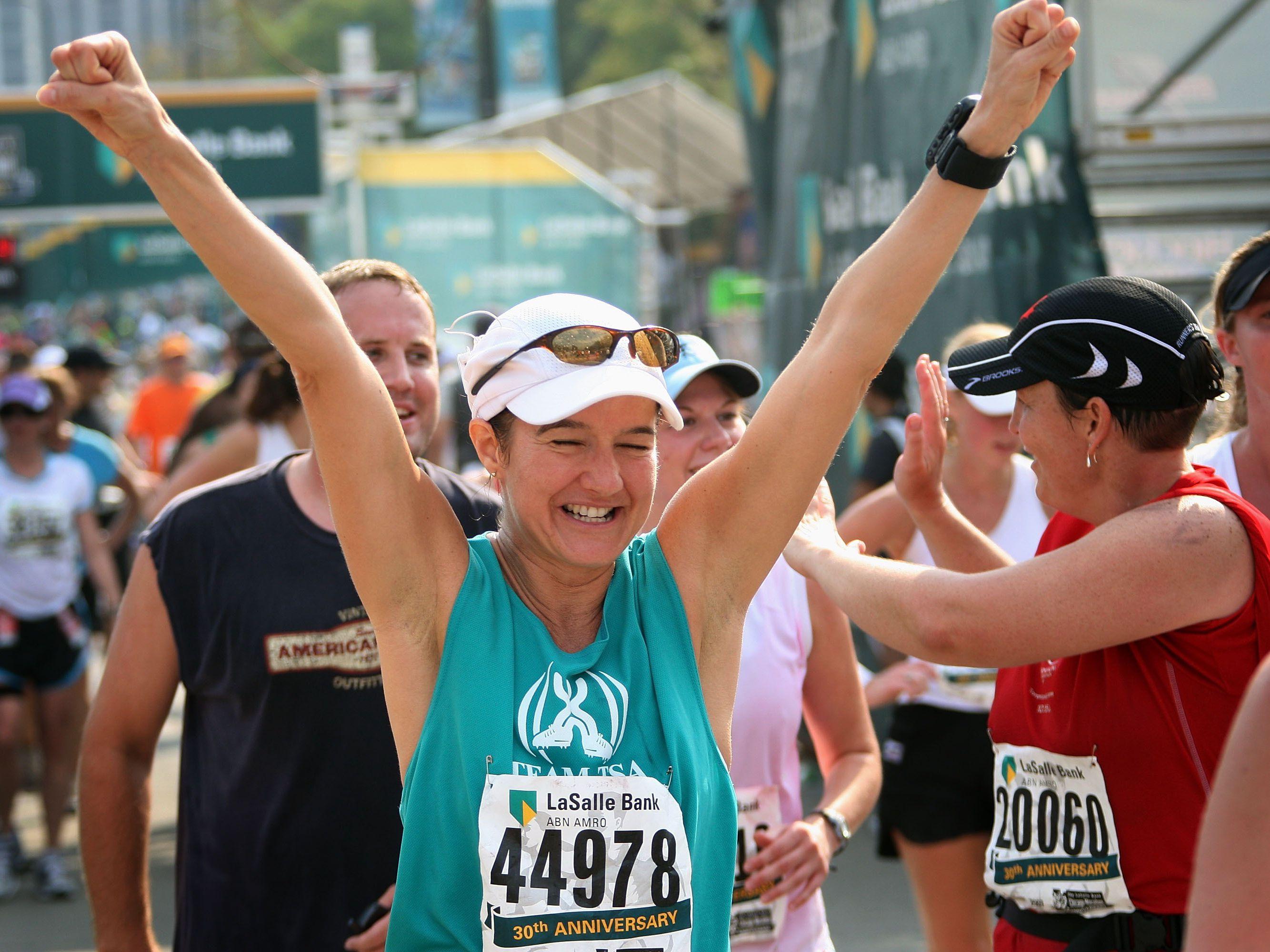 How to Get Into the Chicago Marathon