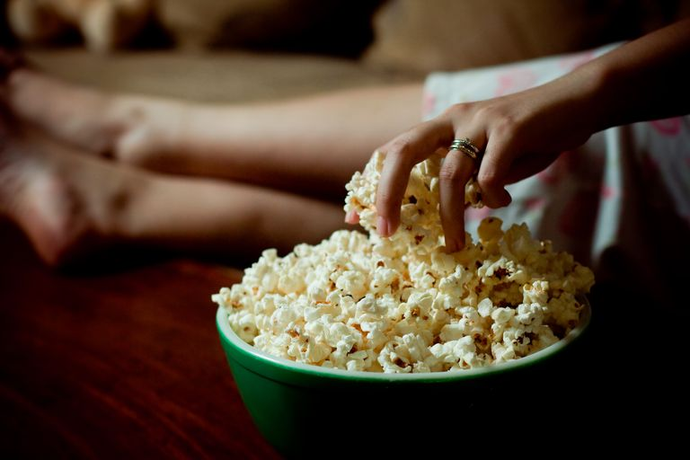 Popcorn Nutrition Facts Calories Carbs Health Benefits